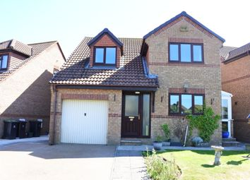 Thumbnail 4 bed detached house for sale in Broad Acres, Gillingham