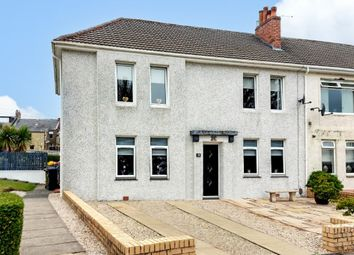 Thumbnail 2 bed flat for sale in Lennox Crescent, Kilmarnock