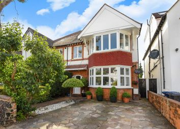 Thumbnail 6 bed semi-detached house for sale in Lyndhurst Gardens, Finchley