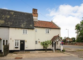 Thumbnail 3 bed cottage for sale in The Street, Poringland, Norwich