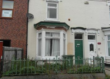 Thumbnail 3 bedroom terraced house to rent in St. Pauls Road, Thornaby, Stockton-On-Tees