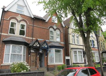 Thumbnail 4 bedroom end terrace house for sale in Francis Road, Stechford, Birmingham
