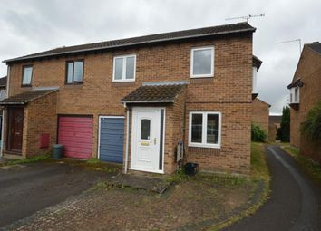 Thumbnail 3 bed semi-detached house for sale in Bridport Close, Lower Earley