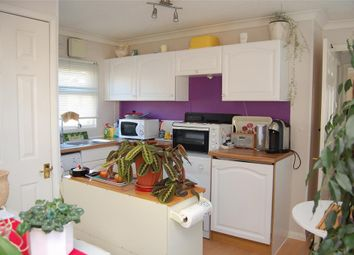 Thumbnail 2 bed mobile/park home for sale in Burmarsh Road, Hythe, Kent