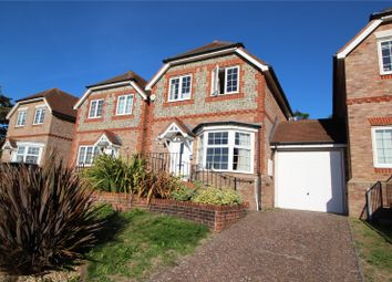 Thumbnail 3 bed detached house for sale in Horseshoe Close, Findon Village, Worthing, West Sussex