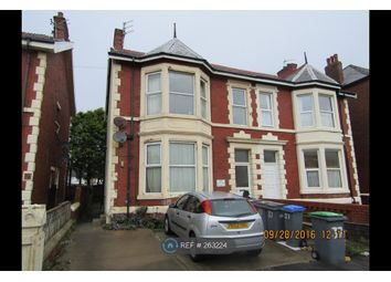 Thumbnail 1 bed flat to rent in South Shore, Blackpool