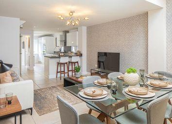 "Thumbnail 4 bed end terrace house for sale in ""Domov Sylva"" at Hauxton Road, Trumpington, Cambridge"