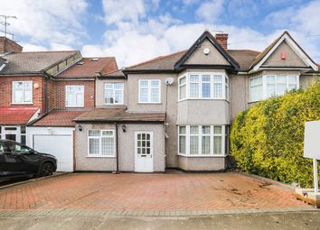 Thumbnail 4 bed semi-detached house for sale in Rivington Avenue, Woodford Green