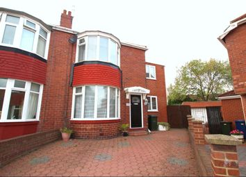 Thumbnail 3 bedroom semi-detached house for sale in Langley Road, Walker, Newcastle Upon Tyne
