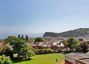 Thumbnail 2 bedroom flat for sale in Winterbourne Road, Teignmouth, Devon.