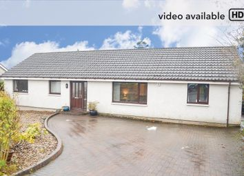 Thumbnail 4 bed bungalow for sale in Kildonan Drive, Helensburgh