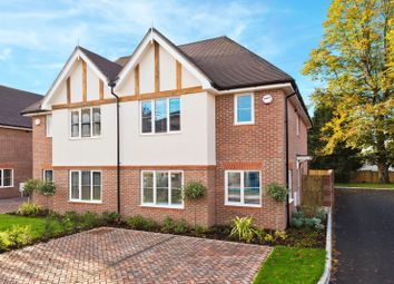 Thumbnail 3 bed semi-detached house for sale in Hurst Lane, East Molesey