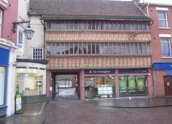 Thumbnail Retail premises for sale in The Olde White Hart, 34/34A Market Place, Newark
