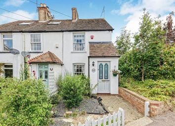 Thumbnail 2 bedroom end terrace house for sale in Shalmsford Street, Chartham, Canterbury, Kent