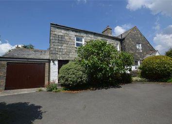 Thumbnail 4 bed detached house for sale in Menheniot, Liskeard, Cornwall