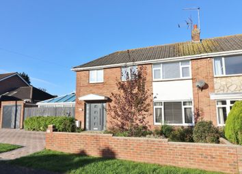 Thumbnail 3 bed semi-detached house for sale in Westbury Court, Hedge End, Southampton