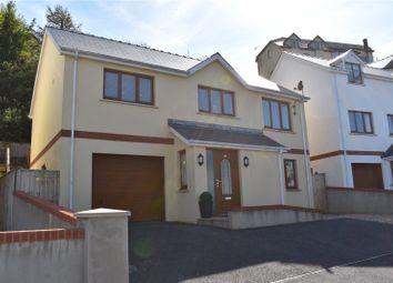 Thumbnail 3 bed detached house to rent in St. Patricks Hill, Llanreath, Pembroke Dock