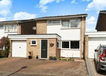 Thumbnail 4 bed detached house for sale in Dewlands, Oakley, Bedford