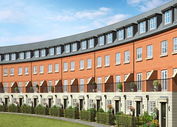 Thumbnail 4 bedroom town house for sale in Upton Dene, Liverpool Road, Chester