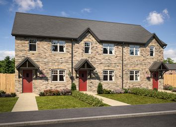 "Thumbnail 3 bedroom terraced house for sale in ""Gibside"" at Mason Avenue, Consett"