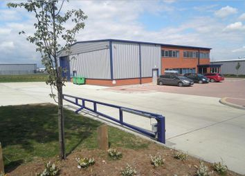 Thumbnail Light industrial for sale in Titan Drive, Peterborough