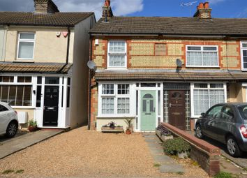 Thumbnail 2 bed end terrace house for sale in New Road, Croxley Green, Rickmansworth