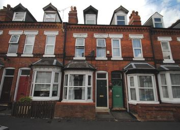 Thumbnail 3 bed terraced house to rent in Florence Road, Kings Heath, Birmingham