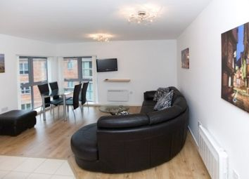 Thumbnail 2 bedroom flat to rent in Drummond House, Heworth Green, York