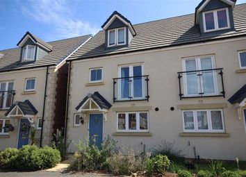 Thumbnail 4 bed semi-detached house for sale in Polesdon Avenue, Coate, Swindon