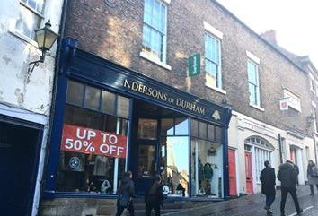 Thumbnail Retail premises to let in 47 Saddler Street, Durham