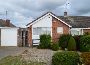 Thumbnail 2 bed bungalow to rent in Farcrfot Drive, Market Drayton