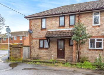 Thumbnail 3 bedroom semi-detached house for sale in Blenheim Close, Alton, Hampshire