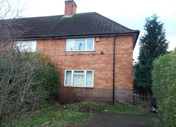 Thumbnail 2 bed property to rent in Longmead Drive, Daybrook, Nottingham