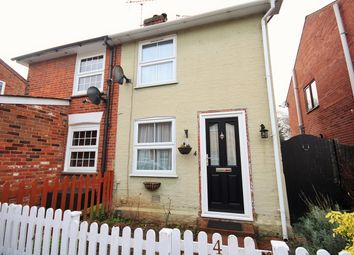 Thumbnail 2 bed cottage for sale in West Street, Rowhedge, Colchester