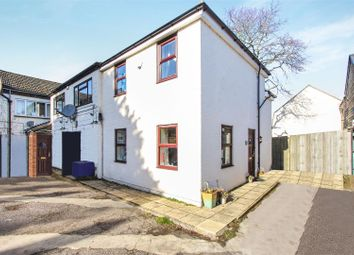 Thumbnail 2 bed end terrace house for sale in High Street, Buckden, St. Neots