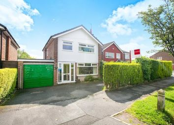 Thumbnail 3 bedroom detached house for sale in Conway Drive, Hazel Grove, Stockport, Cheshire