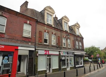 Thumbnail 2 bed flat to rent in High Town Road, Luton