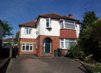 Thumbnail 4 bed property to rent in Alverstone Road, New Malden