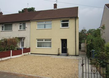 Thumbnail 3 bed terraced house for sale in Moorcroft Road, Wythenshawe, Manchester