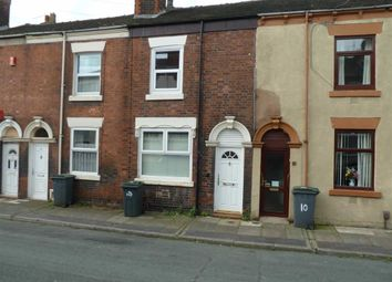 Thumbnail 2 bedroom terraced house for sale in Riley Street North, Middleport, Stoke-On-Trent