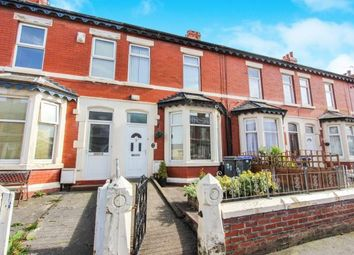 Thumbnail 3 bed terraced house for sale in Hawthorn Road, Blackpool, Lancashire, England