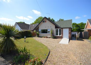 Thumbnail 3 bed detached bungalow for sale in Seton Road, Taverham, Norwich