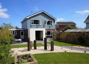 Thumbnail 3 bed detached house for sale in Bridge Road, Reydon, Southwold