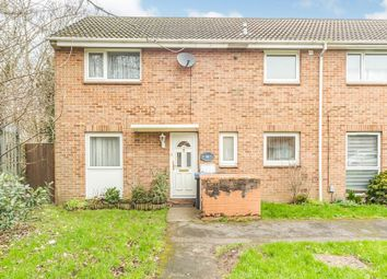 Thumbnail 3 bed end terrace house for sale in Graveley Dell, Welwyn Garden City