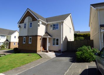 Thumbnail 3 bed semi-detached house for sale in Fern Close, Okehampton