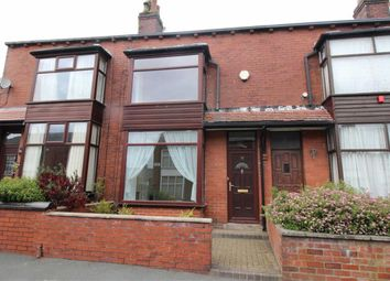 Thumbnail 2 bed terraced house for sale in Crosby Road, Bolton