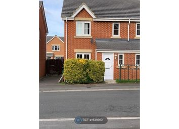 Thumbnail 3 bed terraced house to rent in Wensleydale Gardens, Thornaby, Stockton-On-Tees