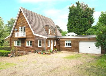 Thumbnail 4 bedroom detached house for sale in Hamlet Hill, Roydon, Harlow, Essex