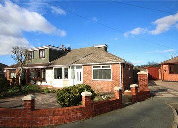 Thumbnail 2 bed semi-detached bungalow for sale in Roscoe Avenue, Newton-Le-Willows