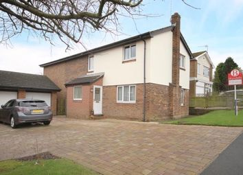 Thumbnail 4 bed detached house for sale in Moorcroft Avenue, Sheffield, South Yorkshire